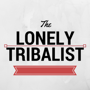 the lonely tribalist logo | moose and michelle