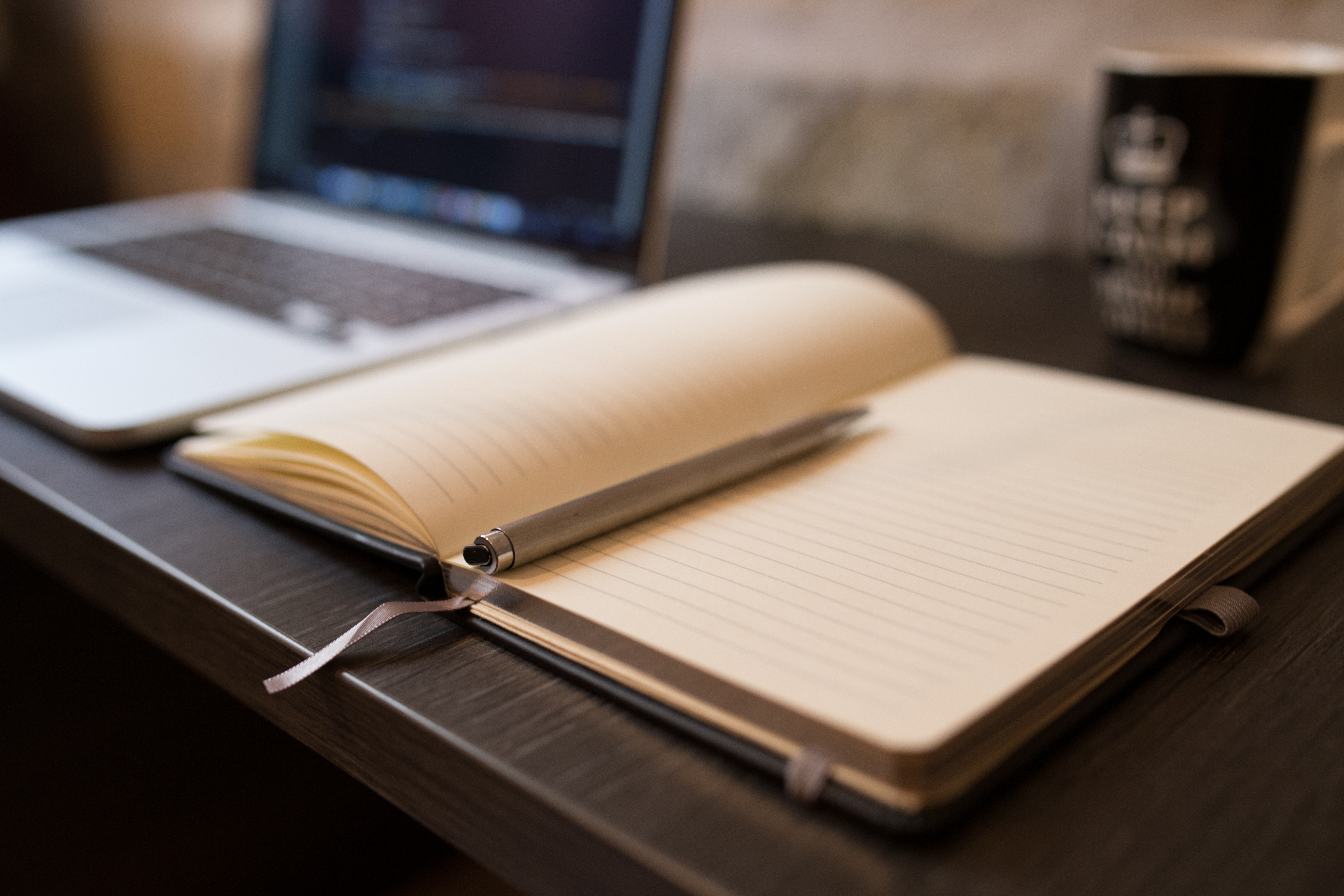 Journaling and writing | Michelle Hy