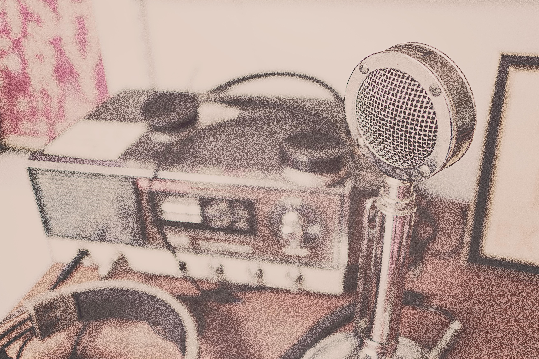 old vintage sound speaker radio | michelle hy